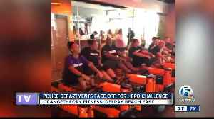 Police departments face off for hero challenge near Delray Beach [Video]