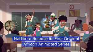 Check Out This New Netflix Animated Series [Video]