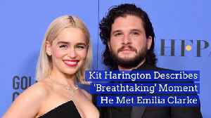 Emilia Clarke Took This Co-Stars Breath Away [Video]
