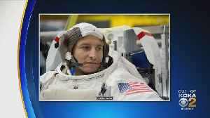 NASA Astronaut With New Castle Ties To Take First Space Flight [Video]