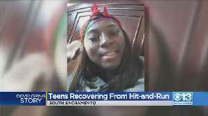 Teens Recovering From Hit-And-Run [Video]