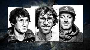 3 Renowned Climbers, 1 American, Presumed Dead After Banff Avalanche [Video]