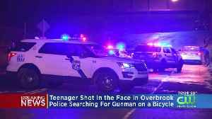 Police: Teenager Shot In Critical Condition After Being Shot In Face [Video]