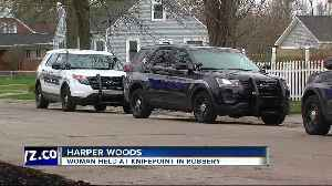 Suspect in custody in home invasion of elderly Harper Woods woman [Video]