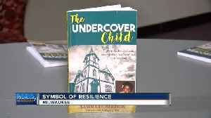 Local author turns life around after traumatic childhood [Video]