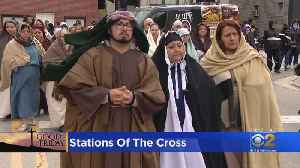 Good Friday Observations In Chicago [Video]