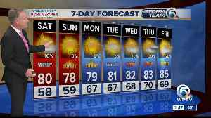 Latest Weather Forecast 11 p.m. Friday [Video]