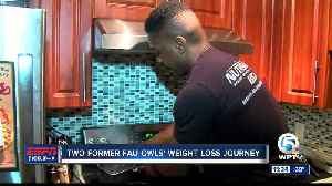 Richard Williams weight loss 4/19 [Video]