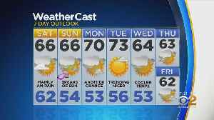 New York Weather: CBS2 4/19 Nightly Forecast at 11PM [Video]