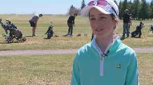 Scandia Golf Phenom Bella Leonhart, 11, Plays Augusta [Video]