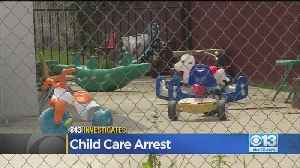 Man Accused In 2 Cases Child Molestation At Daycare [Video]