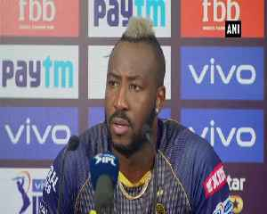 Andre Russell shows disappointment after losing match against RCB [Video]