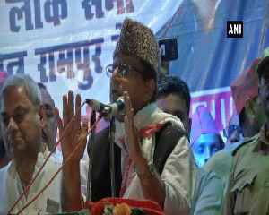 I am being treated as anti-national and terrorist says Azam Khan [Video]