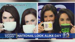 National Look Alike Day Celebrated On April 20 [Video]