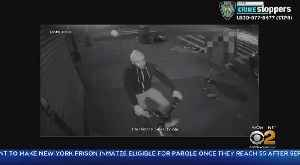 NYPD Searching For Suspect In East Harlem Robbery Spree [Video]