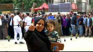Egypt votes in referendum aimed at extending Sisi's rule to 2030 [Video]