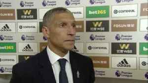Hughton: We got a response [Video]