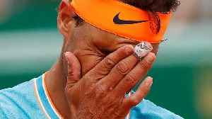 Nadal is out of Monte Carlo - beaten by Italy's Fabio Fognini [Video]
