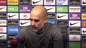 Pep Guardiola praises Phil Foden's ability as Man City return to top of the league [Video]