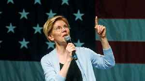 News video: Elizabeth Warren Is 1st 2020 Candidate To Call For Impeachment Over Report