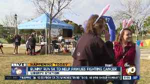 Bunny run 5K to help families fighting cancer [Video]