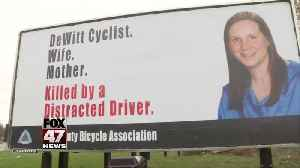 Billboards put local face to deadly distracted driving tragedies [Video]
