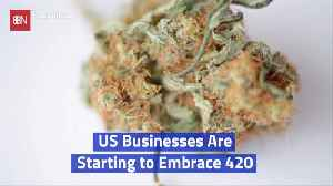 The Pot Business Is Getting Mainstream [Video]
