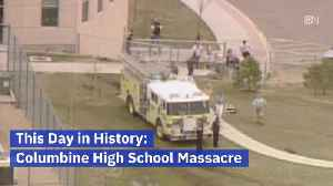 News video: Remembering The Columbine School Shooting