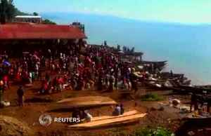 News video: Death toll in Congo boat accident rises to 40