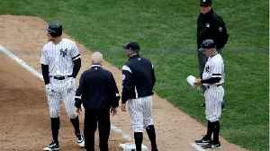 Aaron Judge Latest Yankee To Get Hurt [Video]