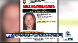 16-year old girl missing from Port St. Lucie [Video]