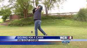 Golfing For A Good Cause [Video]