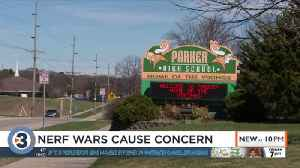'Nerf wars' draw concern for Janesville police, schools [Video]