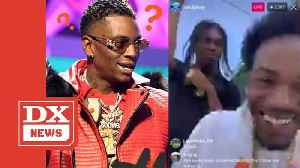 Alleged Suspects Brag About Burglarizing Soulja Boy's Home As He Sits In Jail [Video]