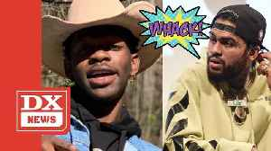 Lil Nas X Responds To Dave East With Kevin Hart Soundbite [Video]