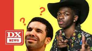 Lil Nas X's Old Town Road Breaks Drake's Single Week Streaming Record [Video]