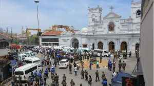 News video: Bombs Kill More Than 200 In Sri Lankan Churches, Hotels On Easter Sunday