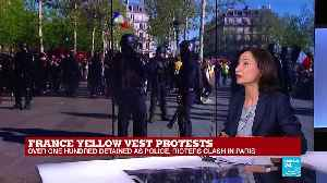 'I don't think the 'Yellow Vest' will be in a position to organise themselves into a political force' [Video]