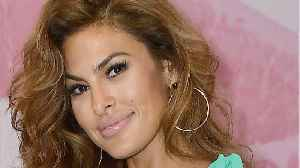 Eva Mendes Posts No-Makeup Selfie [Video]