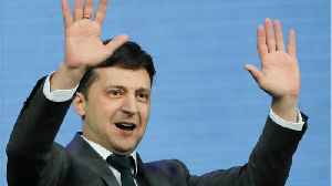 Hungry For Change, Ukrainians Tipped to Elect Comedian As President [Video]