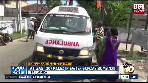 At lease 207 killed in easter Sunday bombing [Video]