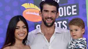 How Does Michael Phelps Teach His Kids To Swim? [Video]