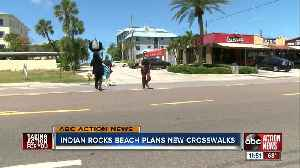 Pedestrian safety changes planned for Gulf Boulevard in Indian Rocks Beach [Video]