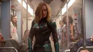 'Captain Marvel' Reaches The Top 25 In Movie History [Video]