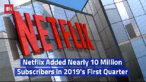 Netflix Is Passing All Expectations With New Subscribers [Video]