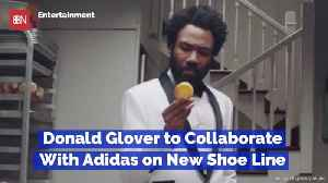 Donald Glover Presents A Hot Line Of Fresh Sneakers [Video]