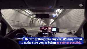 Ride Sharing Safety Is A Must [Video]