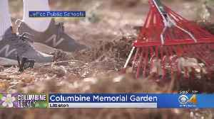 Columbine Memorial Garden Spruced Up [Video]