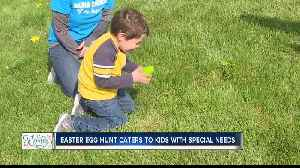 Easter egg hunt in Kuna aims to include everyone [Video]