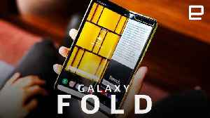 Samsung Galaxy Fold Review [Video]